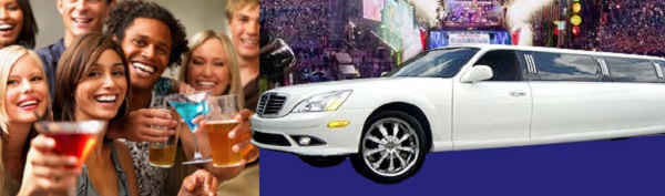 Limo service for New Year's Eve | New York New Year's Eve events